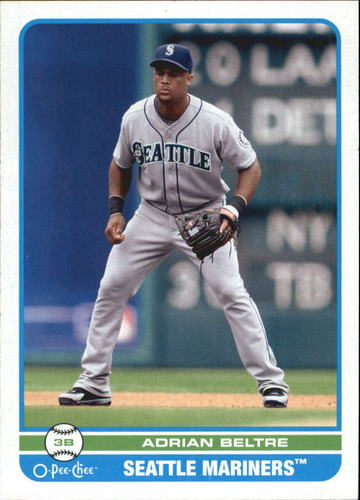 Photo of 2009 O-Pee-Chee #173 Adrian Beltre