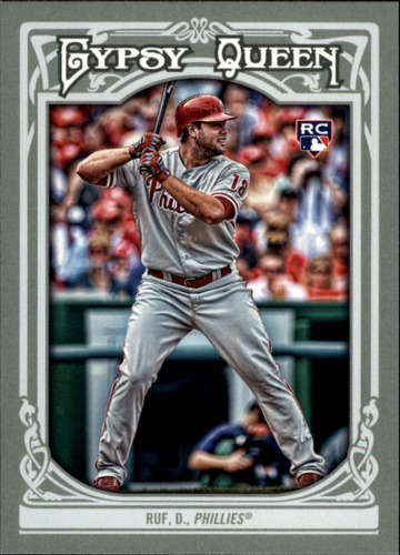 Photo of 2013 Topps Gypsy Queen #32 Darin Ruf RC