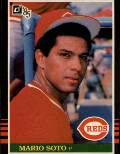 Photo of 1985 Donruss #184 Mario Soto