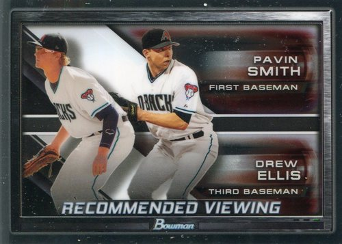 Photo of 2017 Bowman Chrome Draft Recommended Viewing #RVARI Pavin Smith/Drew Ellis