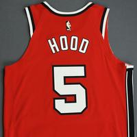 Rodney Hood - Portland Trail Blazers - Game-Worn Classic Edition 1975-77 Road Jersey - Scored 25 Points - 2019-20 NBA Season