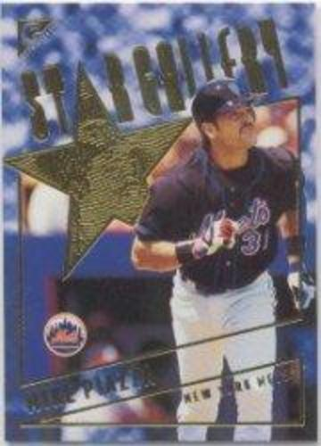 Photo of 2001 Topps Gallery Star Gallery #SG10 Mike Piazza