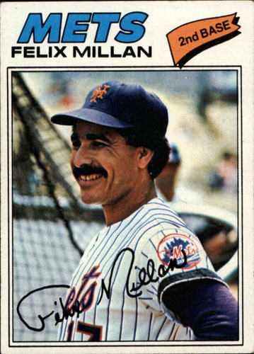 Photo of 1977 Topps #605 Felix Millan