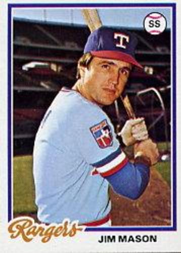 Photo of 1978 Topps #588 Jim Mason