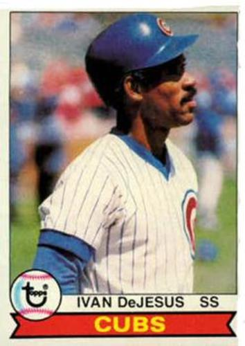 Photo of 1979 Topps #398 Ivan DeJesus