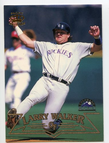 Photo of 1998 Pacific #290 Larry Walker