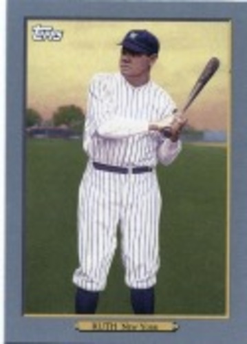 Photo of 2020 Topps Turkey Red '20 Series 2 #TR58 Babe Ruth