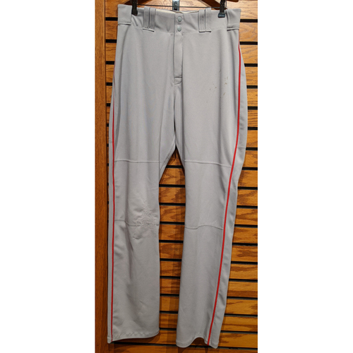 Photo of Hanley Ramirez Team Issued Road Gray Pants