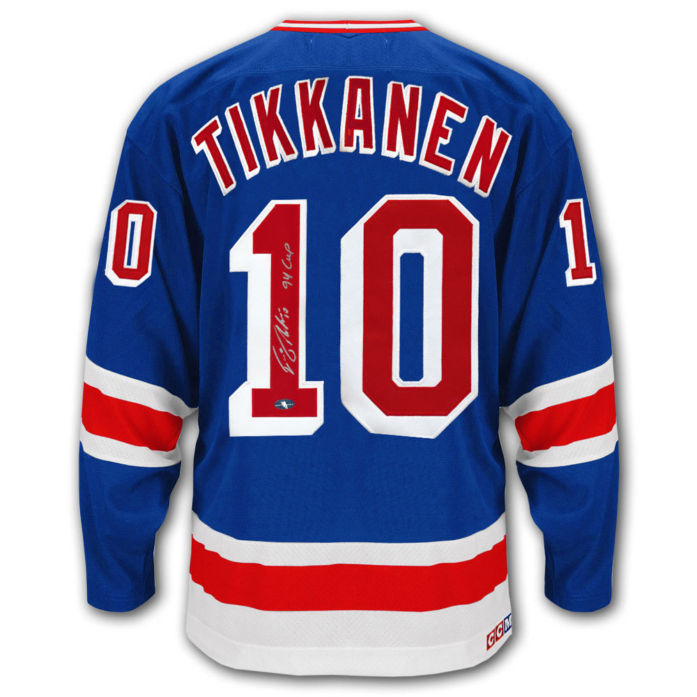 pretty nice 2b371 a3b8f Full information about Esa Tikkanen Rangers - #hos-ting