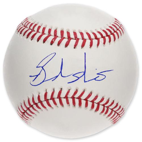 Photo of Brandon Nimmo - Autographed Major League Baseball
