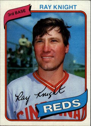 Photo of 1980 Topps #174 Ray Knight