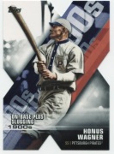 Photo of 2020 Topps Decade of Dominance #DOD17 Honus Wagner