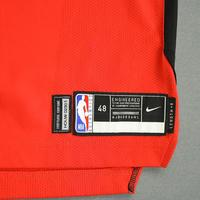 DeMarre Carroll - Houston Rockets - Game-Worn Icon Edition Jersey - Dressed, Did Not Play (DNP) - 2019-20 NBA Season Restart