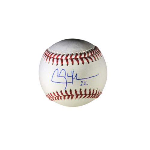 Clayton Kershaw Authentic Autographed Baseball