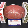 PCC - Steelers Jerome Bettis Signed Authentic Football with HOF Inscription