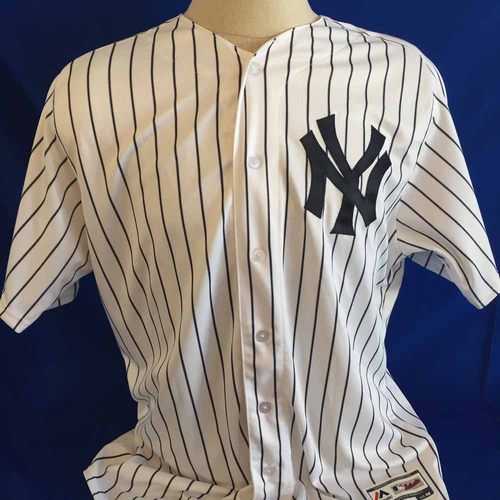 Photo of UMPS CARE AUCTION: Joe Torre Signed Yankees Jersey Size 48 - Not MLB Authenticated