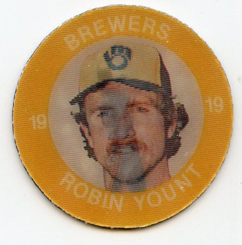 Photo of 1984 Seven-Eleven Coins #E2 Robin Yount
