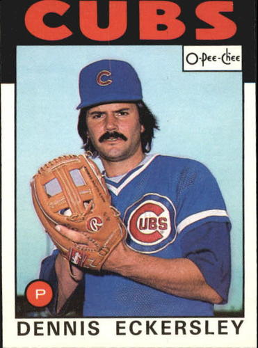 Photo of 1986 O-Pee-Chee #199 Dennis Eckersley