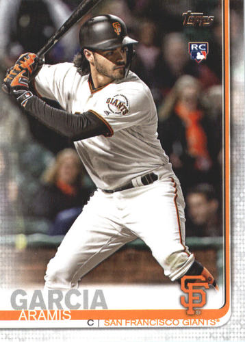 Photo of 2019 Topps #659 Aramis Garcia RC