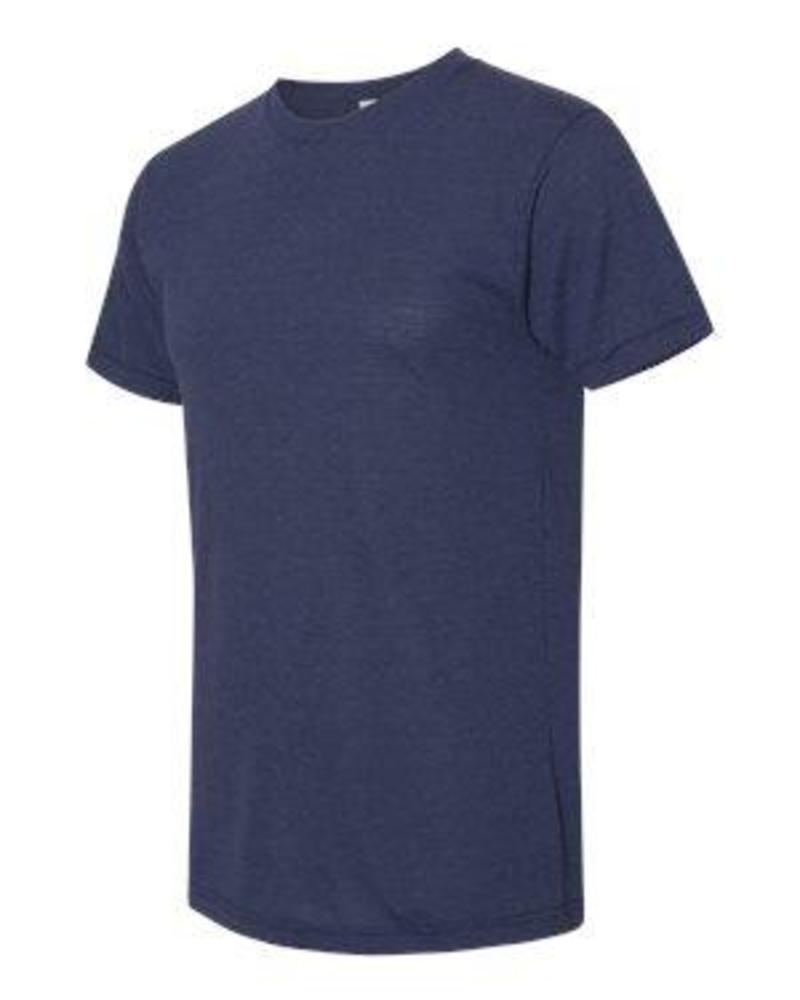 Photo of American Apparel Adult Triblend V-Neck TriBlend