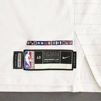 Reggie Jackson - Los Angeles Clippers - Game-Worn Association Edition Jersey - 1 of 2 - 2019-20 NBA Season Restart with Social Justice Message