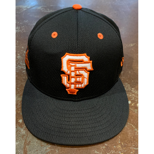 Photo of 2021 Team Issued Spring Training Cap - #94 Marco Luciano - Size 7 1/2