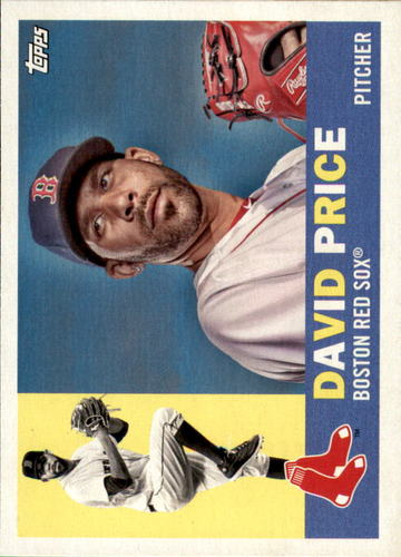 Photo of 2017 Topps Archives #31 David Price