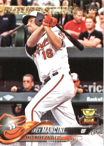 Photo of 2018 Topps #285 Trey Mancini