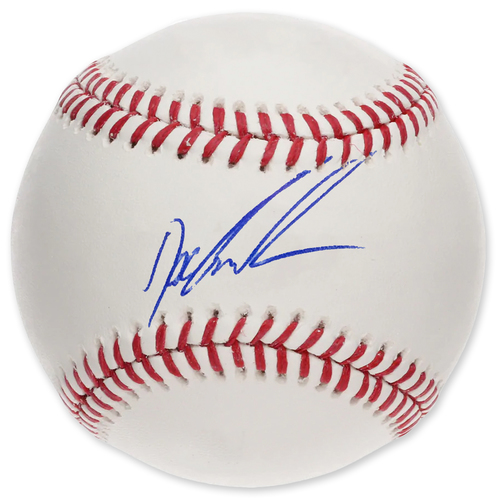 Photo of Dwight Gooden - Autographed Major League Baseball