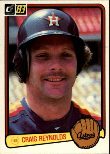 Photo of 1983 Donruss #317 Craig Reynolds