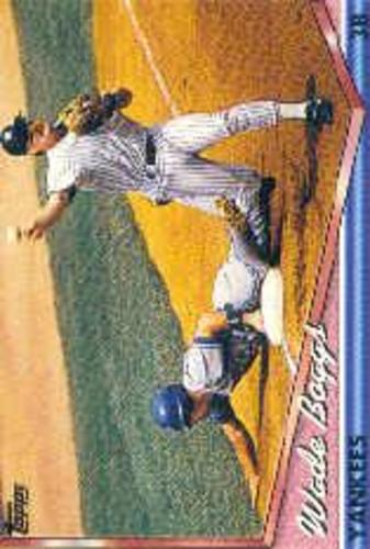 Photo of 1994 Topps Pre-Production #390 Wade Boggs