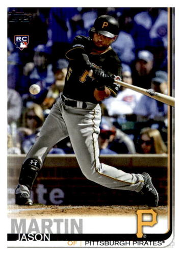 Photo of 2019 Topps Update #US204 Jason Martin RC
