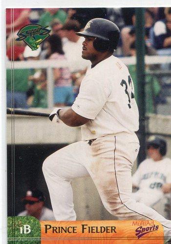 Photo of 2003 Beloit Snappers Multi-Ad #27 Prince Fielder