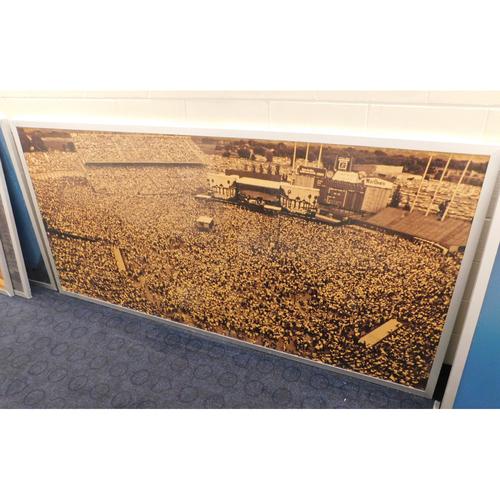 Photo of Target Field Met Club Bar Panels - Eagles Concert at Met Stadium  - PICK-UP ONLY