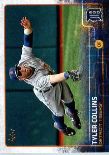 Photo of 2015 Topps Update #US180 Tyler Collins
