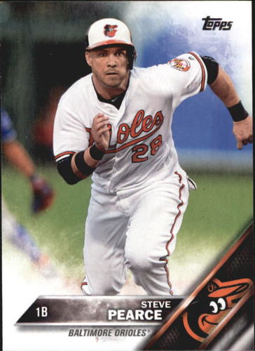 Photo of 2016 Topps Update #US64 Steve Pearce