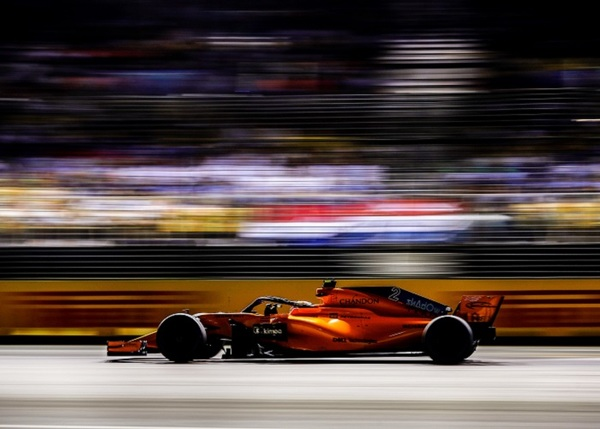 Click to view McLaren VIP Experience in Abu Dhabi: Sunday Race.