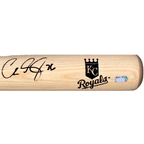 Photo of Autographed Bat: Cam Gallagher