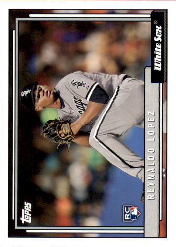 Photo of 2017 Topps Archives #269 Reynaldo Lopez RC