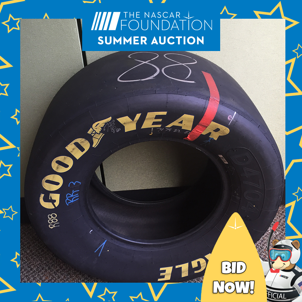 #88 Goodyear Eagle Tire