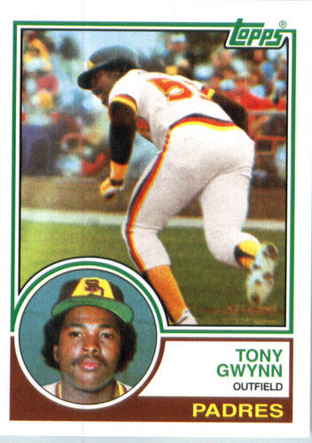 Photo of 2016 Topps Berger's Best #BB32 Tony Gwynn