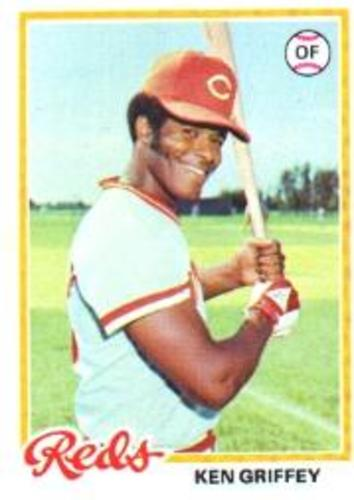 Photo of 1978 Topps #80 Ken Griffey Sr.