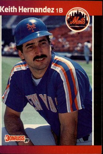 Photo of 1989 Donruss #117 Keith Hernandez
