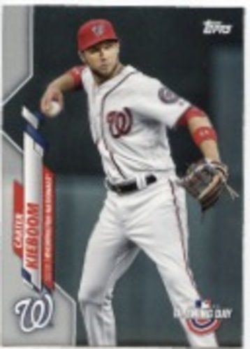 Photo of 2020 Topps Opening Day #39 Carter Kieboom