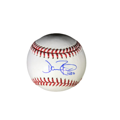 Dave Roberts Authentic Autographed Baseball