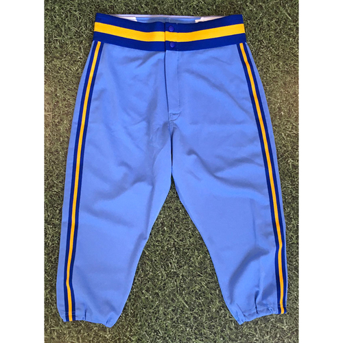 Photo of Orlando Arcia 2018 Team-Issued 1983 Throwback Pants