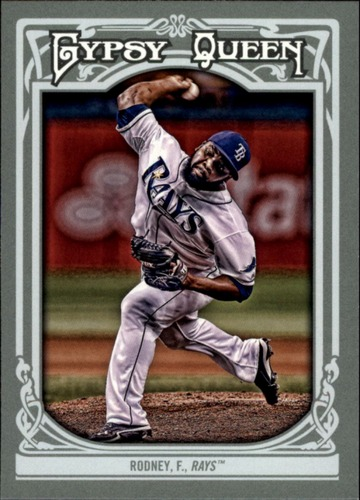 Photo of 2013 Topps Gypsy Queen #266 Fernando Rodney