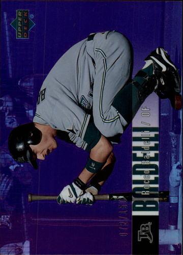 Photo of 2006 Upper Deck Special F/X Purple #447 Rocco Baldelli /150