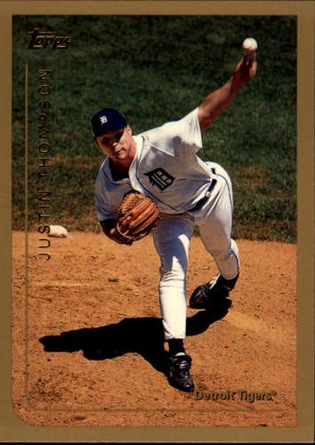 Photo of 1999 Topps #44 Justin Thompson