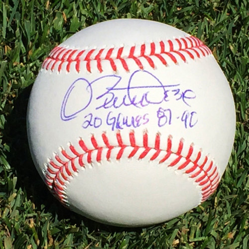 Dave Stewart Autographed